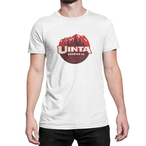 Uinta Brewing 1993 Mountian T Shirt