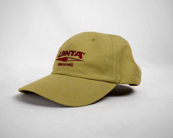 "Khaki Unstructured ""Dad's"" Hat"