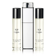 Chanel No5 twist and spray