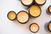 Mini aromatherapy candle