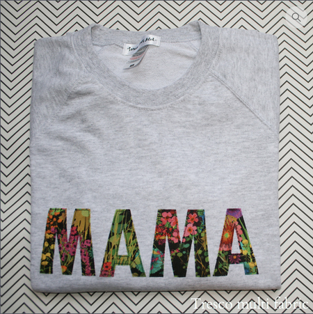 MAMA sweater - out of stock
