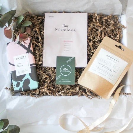 The botanical edit - letterbox gift