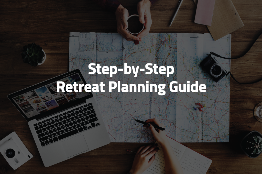 company retreat planning guide, planning a company retreat, corporate retreat planning, guide to corporate retreats, retreat planning guide, earth missions retreat planning guide