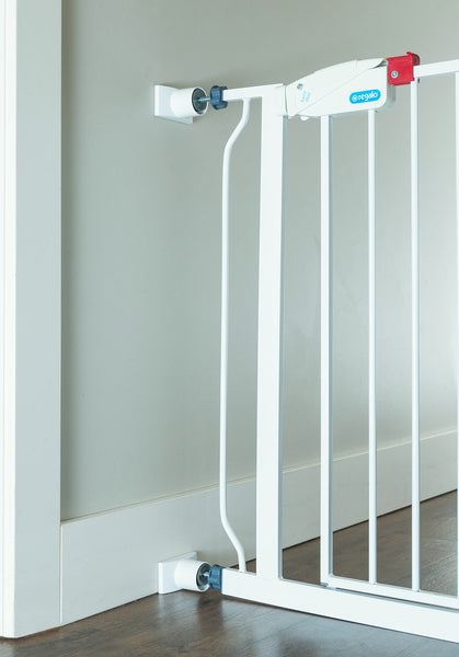 Wall Nanny Extender - Adds 4 Inches in Length to Baby Gate
