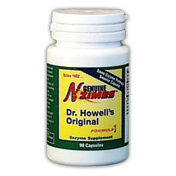 Enzyme Supplement Formula #1