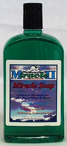 Miracle II Regular Soap