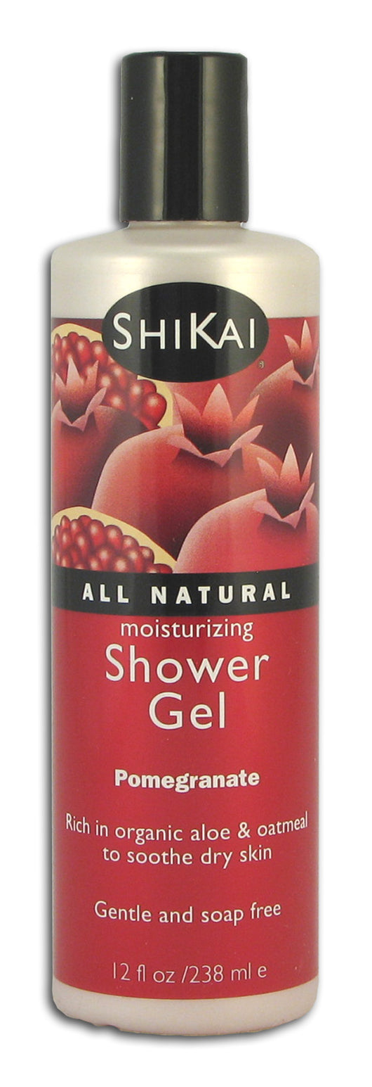 Pomegranate, Shower Gel