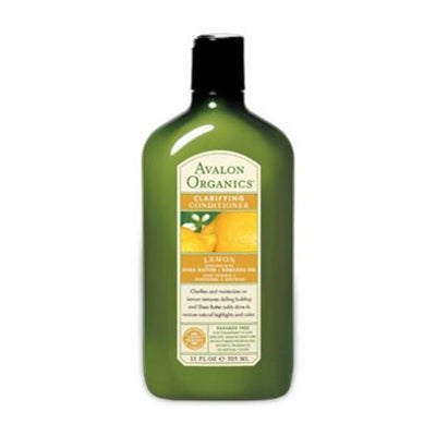 Organic Lemon Conditioner