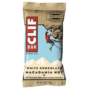 Clif Bar White Choc Macadamia Nut
