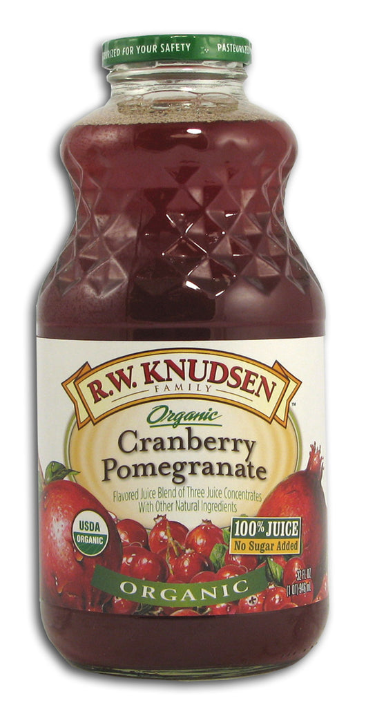 Cranberry Pomegranate, Organic