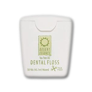 Desert Essence TeaTree Dental Floss