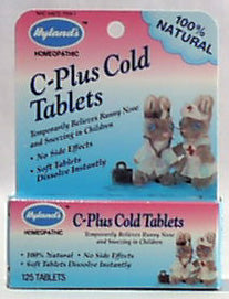 C-Plus Cold Tablets