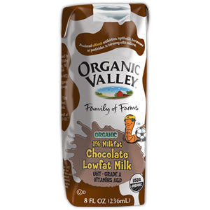 Choc. Milk, Single Serve, Shelf Stbl
