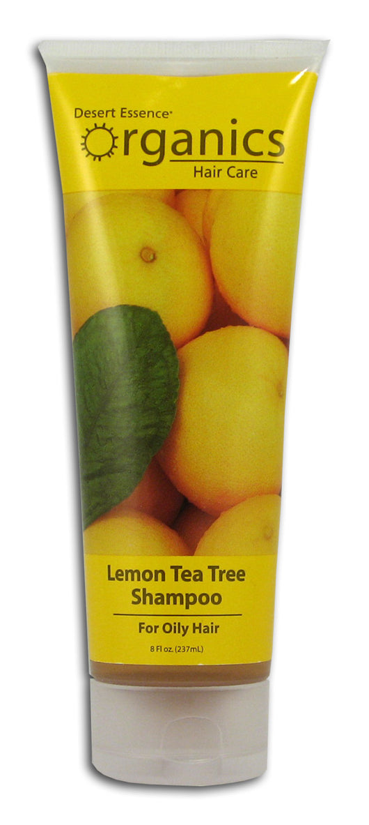 Lemon Tea Tree Shampoo