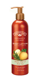 Asian Pear + Red Tea Lotion