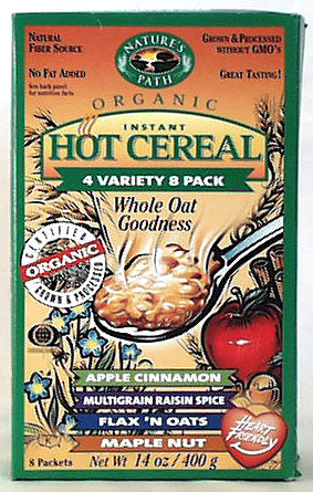 Instant Hot Cereal Variety Pack