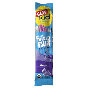 Clif Kid Twisted Fruit, Grape, Organ