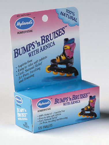 Bumps 'n Bruises Tablets