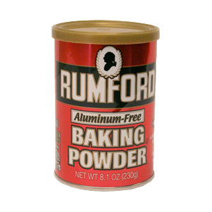 Rumford Baking Powder (Non Aluminum)