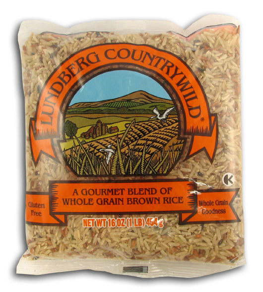 Country Wild Rice Blend, Gourmet