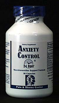 Anxiety Control 24