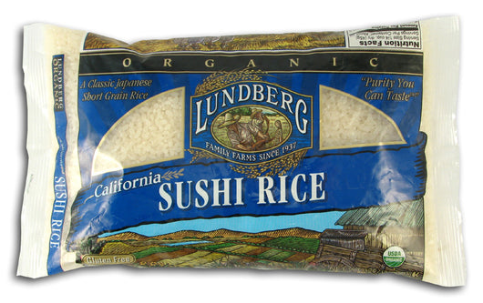 California Sushi Rice, Organic