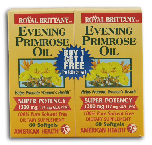 Royal Brittany Evening Primrose Oil