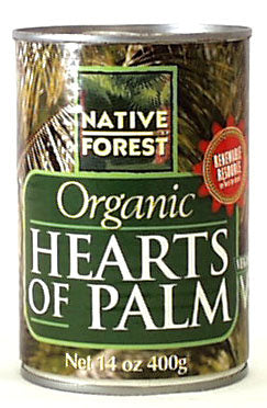Hearts of Palm, Organic