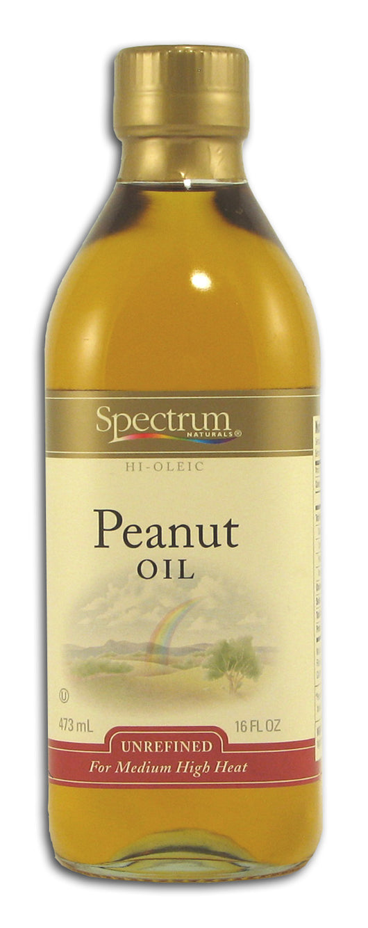 Peanut Oil, Unrefined