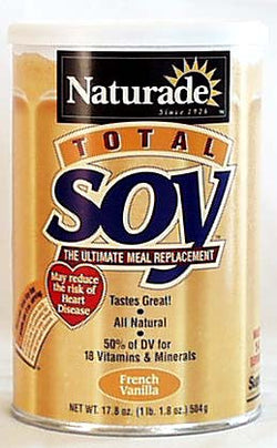 French Vanilla Total Soy