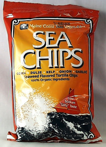Sea Corn Chips- Organic