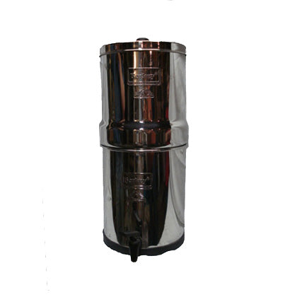 Big Berkey w/2 Black Berkey Elements