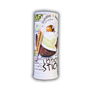 Lotion Stick, Coconut and Lime, Orga