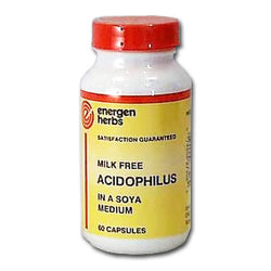 Acidophilus, Milk Free