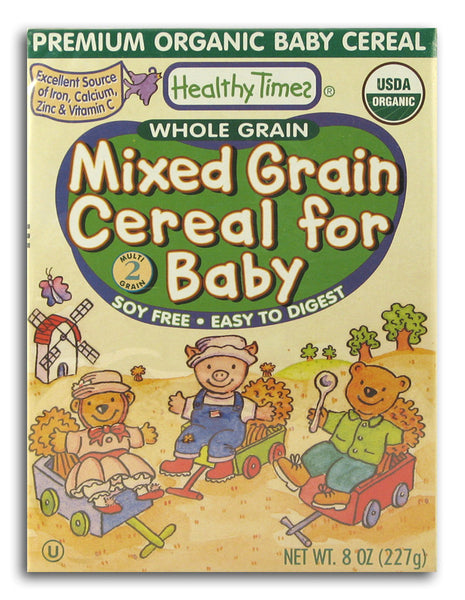 Mixed Grain Cereal, Organic