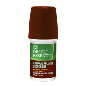 Roll-On Deodorant Natural