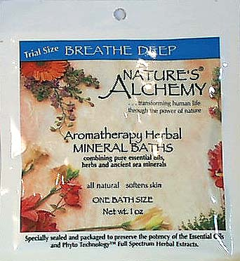 Breathe Deep Herbal Mineral Bath
