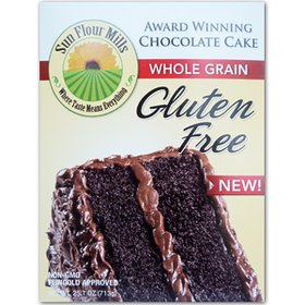 Sun Flour Mills Award Winning Chocolate Cake Mix Gluten Free