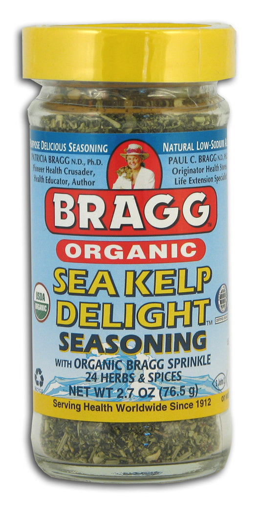 Sea Kelp Delight Seasoning, Organic