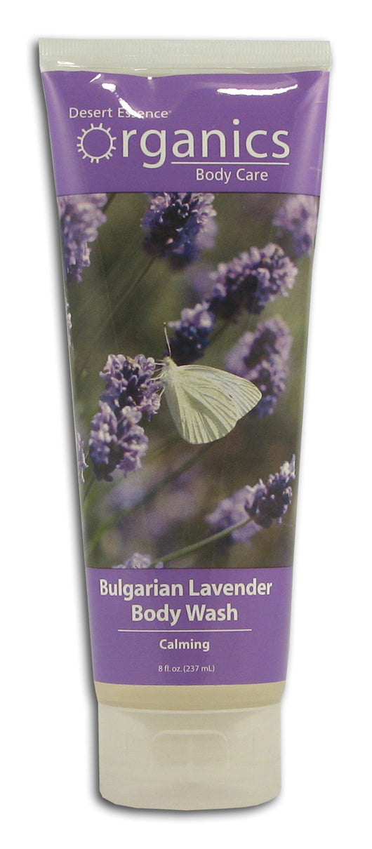 Bulgarian Lavender Body Wash, Org