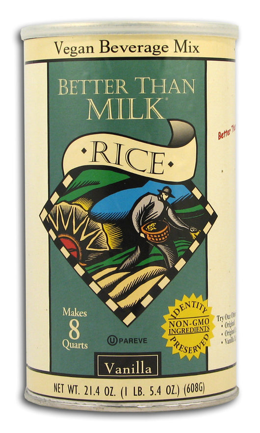 RICE Milk, Vanilla