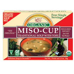 Traditional Miso-Cup w/Tofu