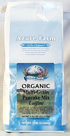 Multi-Grain Pancake Mix, Organic