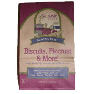 Biscuits, Piecrust &More Gluten Free