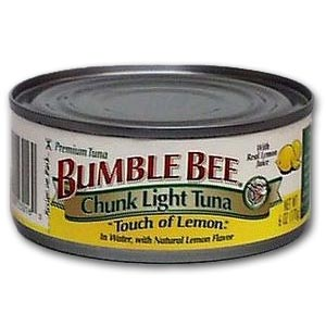 Chunk Light Tuna Touch of Lemon