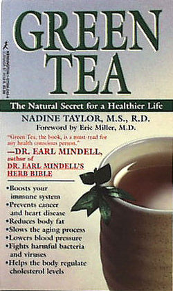 Green Tea, The Natural Secret