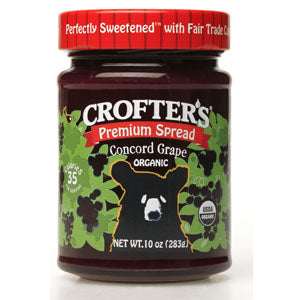Concord Grape Spread - Organic