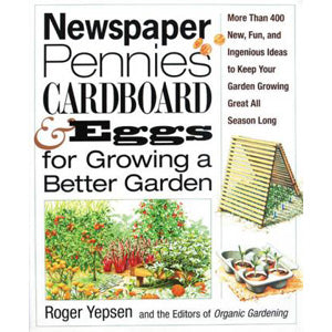 Newspapers, Pennies...Garden; Yepsen
