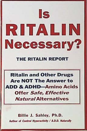 Is Ritalin Necessary?