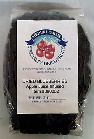 Blueberries, Whole, Dried